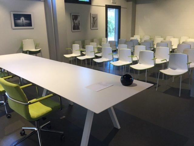 sala conferenze lab27