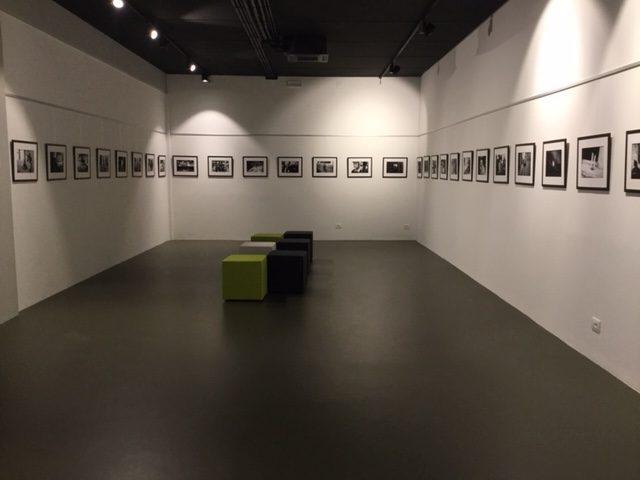 sala espositiva lab27